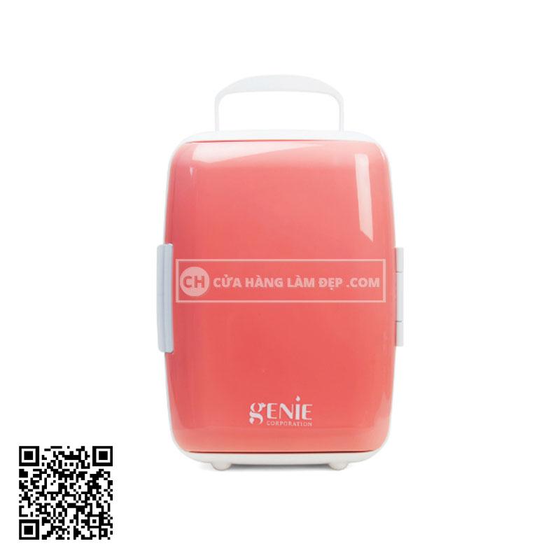 Tủ Lạnh Sóng Âm Genie 6 Lít Bảo Quản Mỹ Phẩm Tối Ưu